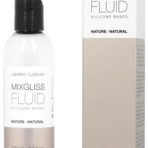 Mixgliss Fluid Nature ou Monoï - Silicone 100 ml