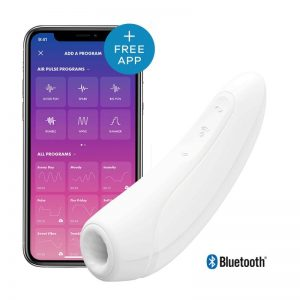 stimulateur connecté satisfyer curvy 1