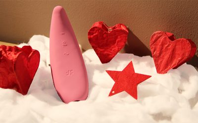 Test du Curvy 3+ de Satisfyer
